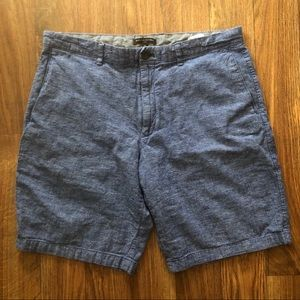 Banana Republic Linen/Cotton Shorts